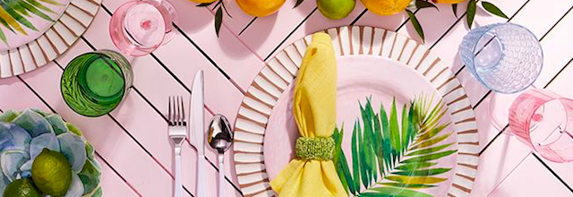 Home Goods Table Setting