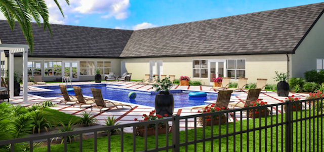 The Lexington Pool